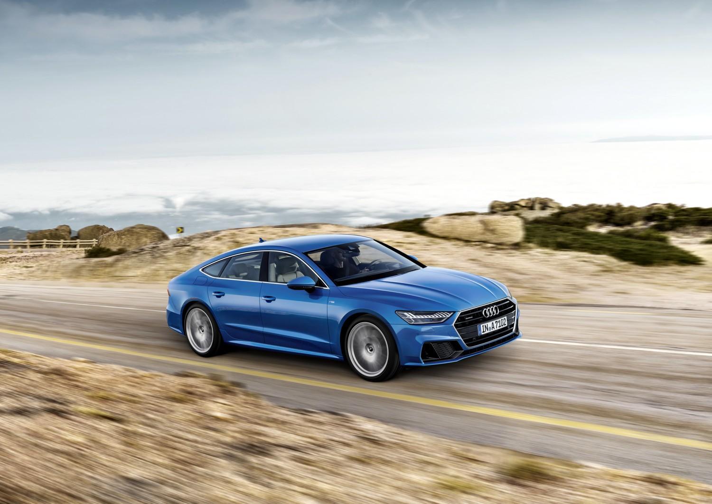 Audi Nuova A7 Sportback