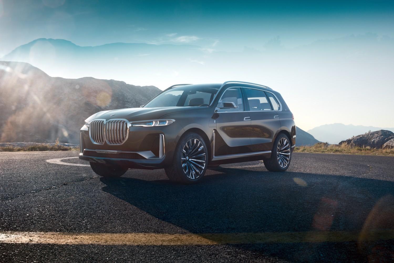 BMW allo IAA 2017