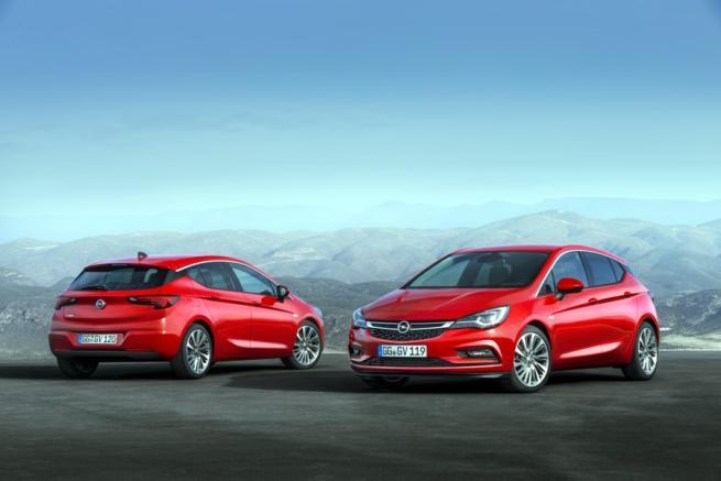 Opel Astra, la migliore di sempre