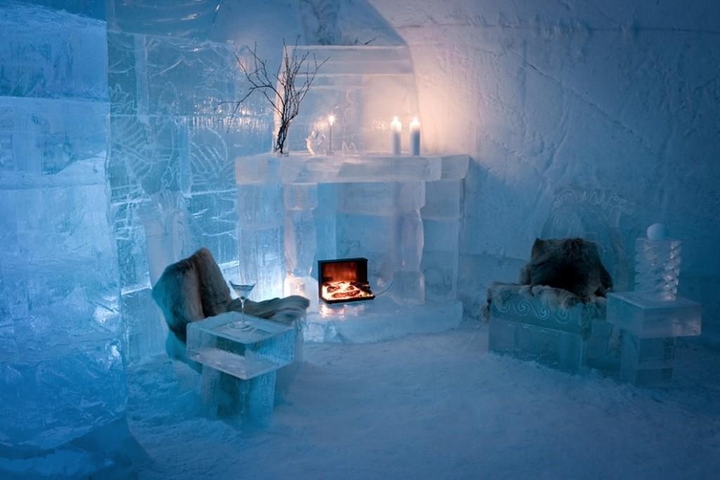 Ufficio Nuovo Hotel : Hotel di ghiaccio per una vacanza da brividi tgcom24
