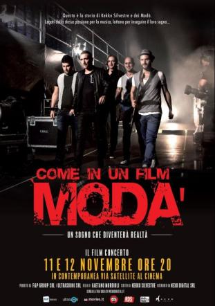 Modà: duetto con Emma, debutto al cinema e due eventi sold out a Cagliari