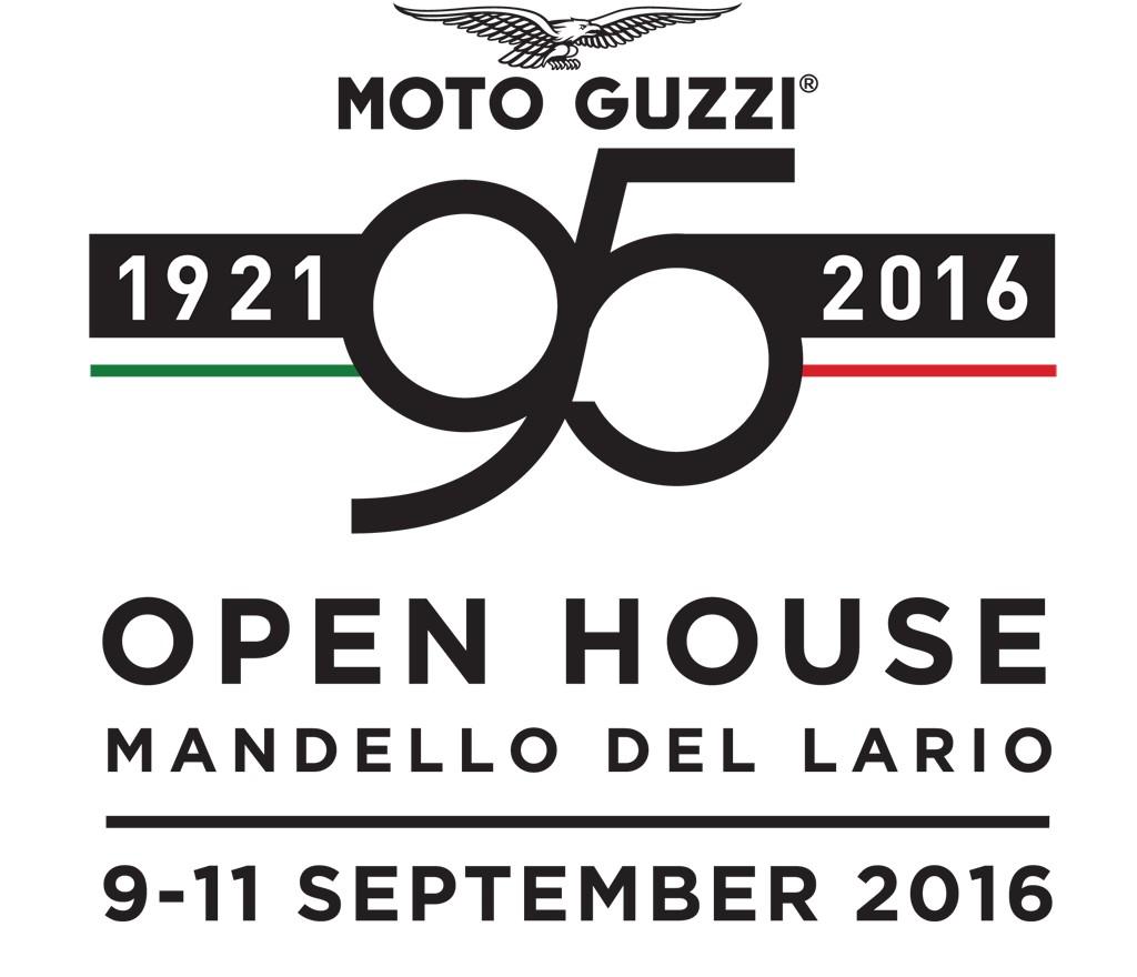 25 mila aquile per festeggiare i 95 anni della Moto Guzzi