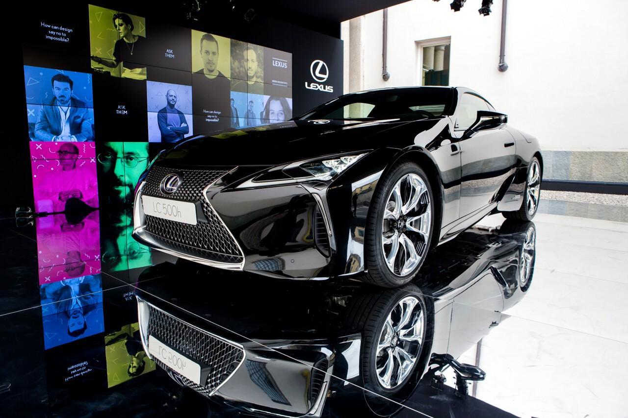 Lexus partner dei brera design days tgcom24 for Design days milano