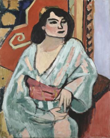 """""""Matisse e il suo tempo"""", un centinaio di opere in mostra a Torino"""
