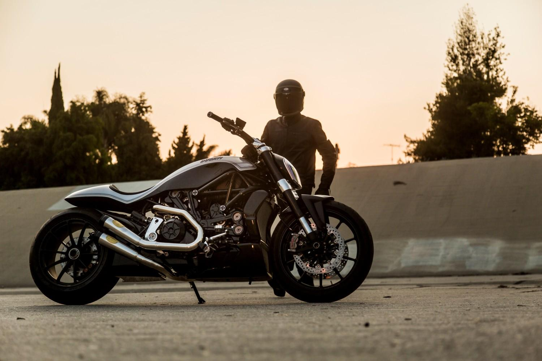 XDiavel, la cruiser Ducati
