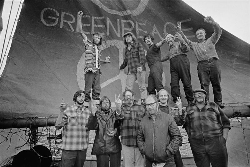 Greenpeace compie 45 anni: una lunga storia di tutela dell ambiente