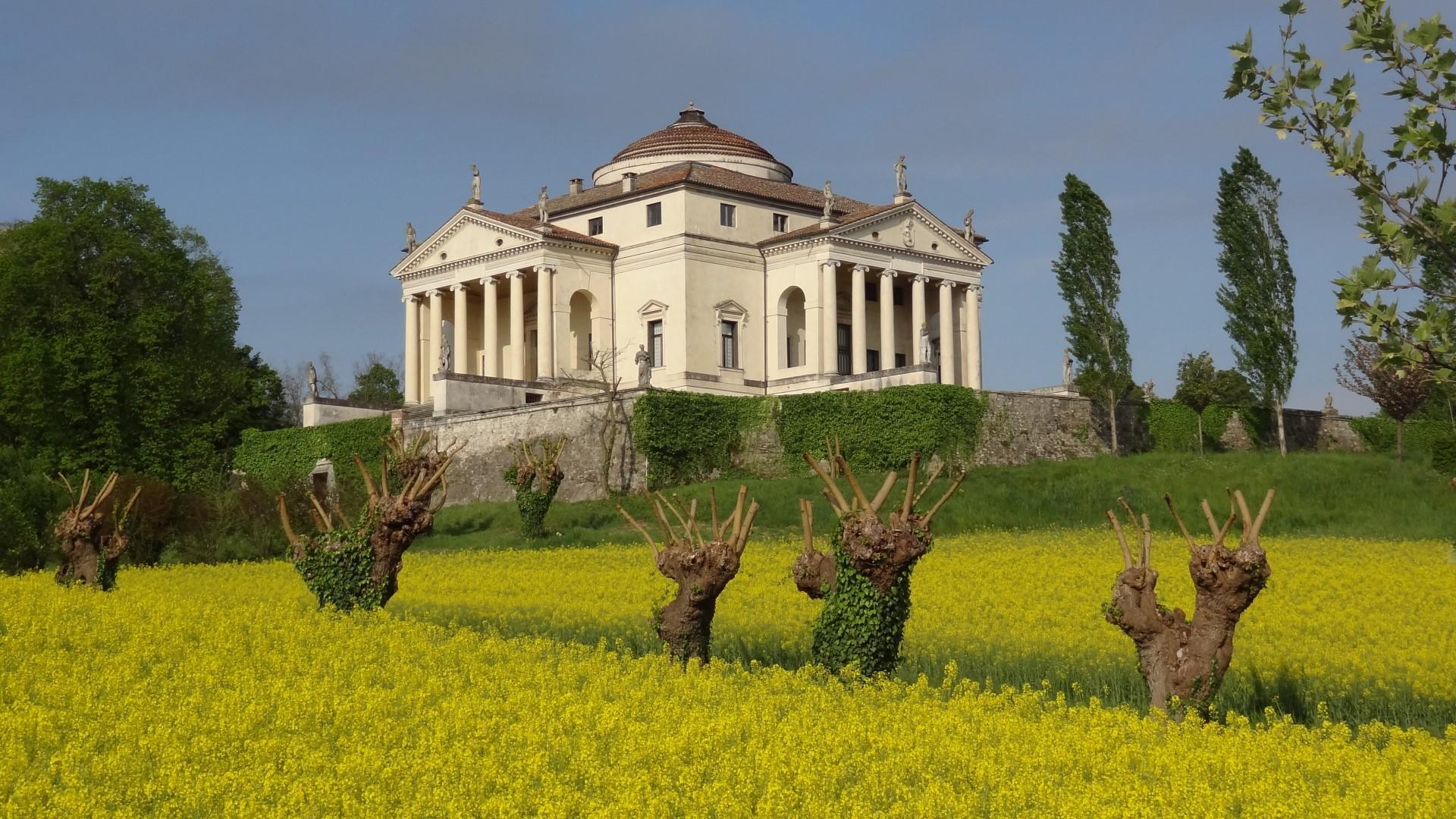 Alla scoperta delle ville del Palladio in provincia di Vicenza