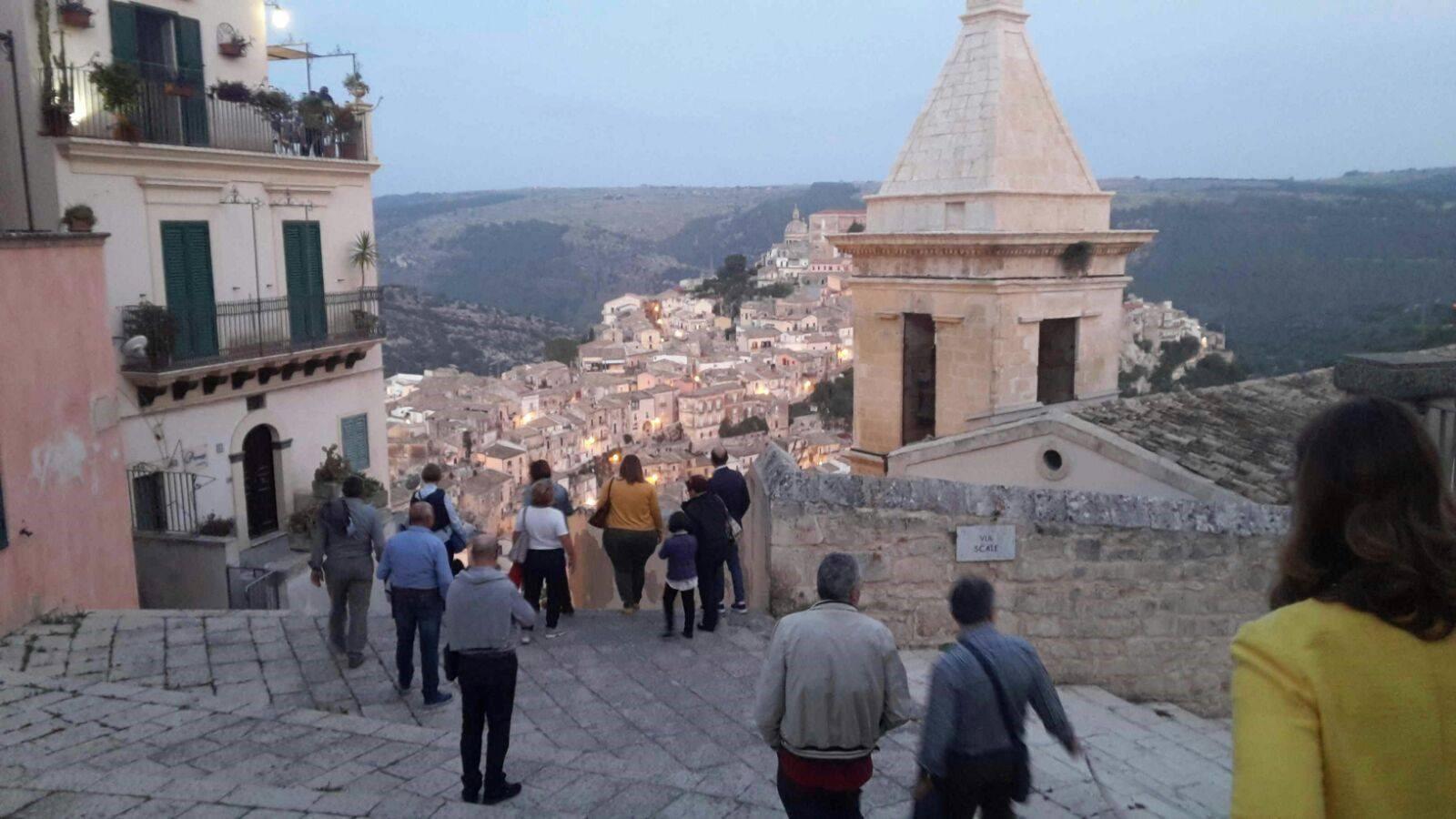 Ragusa: sapori rurali in cornice barocca