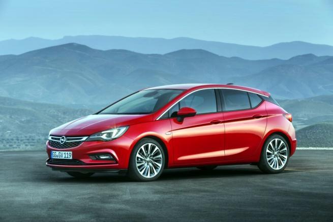 Nuova Opel Astra L Ultra Leggera Tgcom24