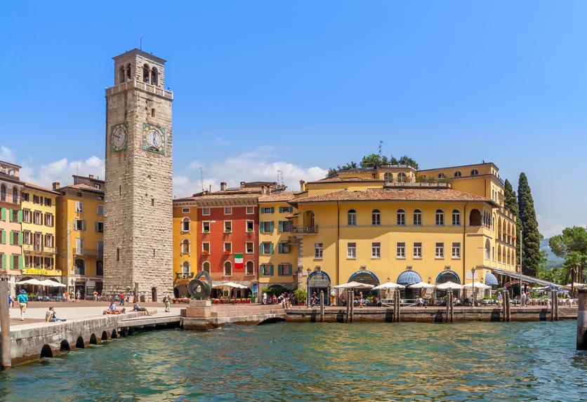 Ufficio Lavoro Riva Del Garda : A riva del garda tutte le golosità del trentino tgcom24