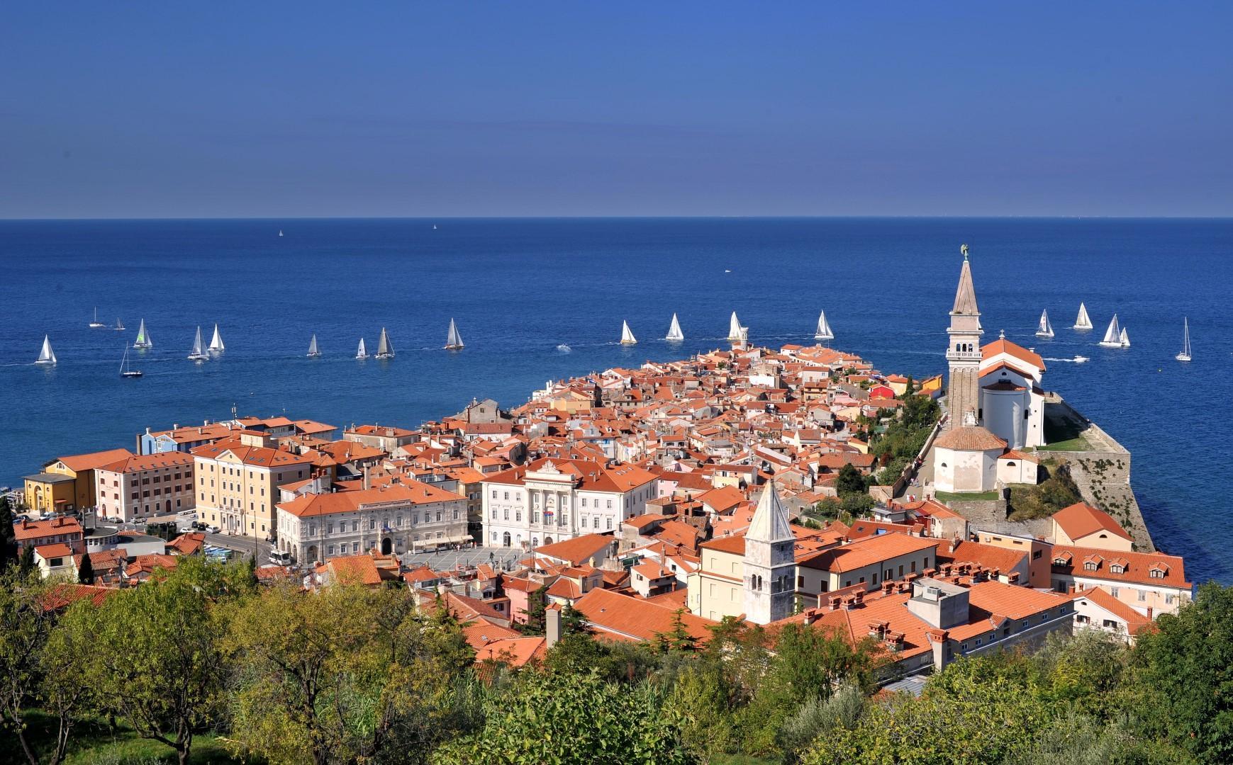Slovenia: l oro bianco di Pirano
