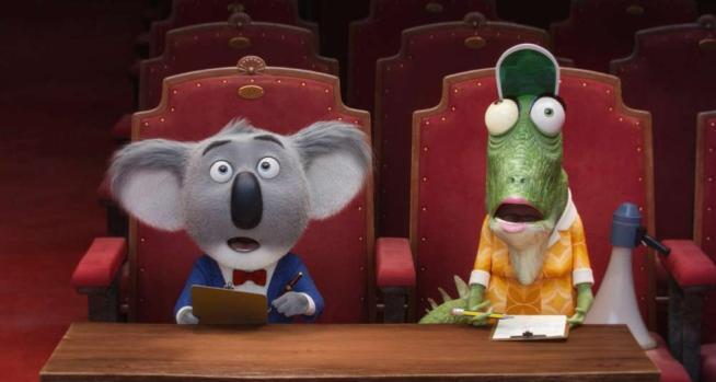 Sing , ecco il teaser trailer italiano