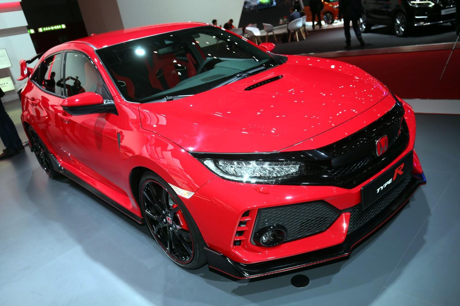 Honda all'87° Salone di Ginevra