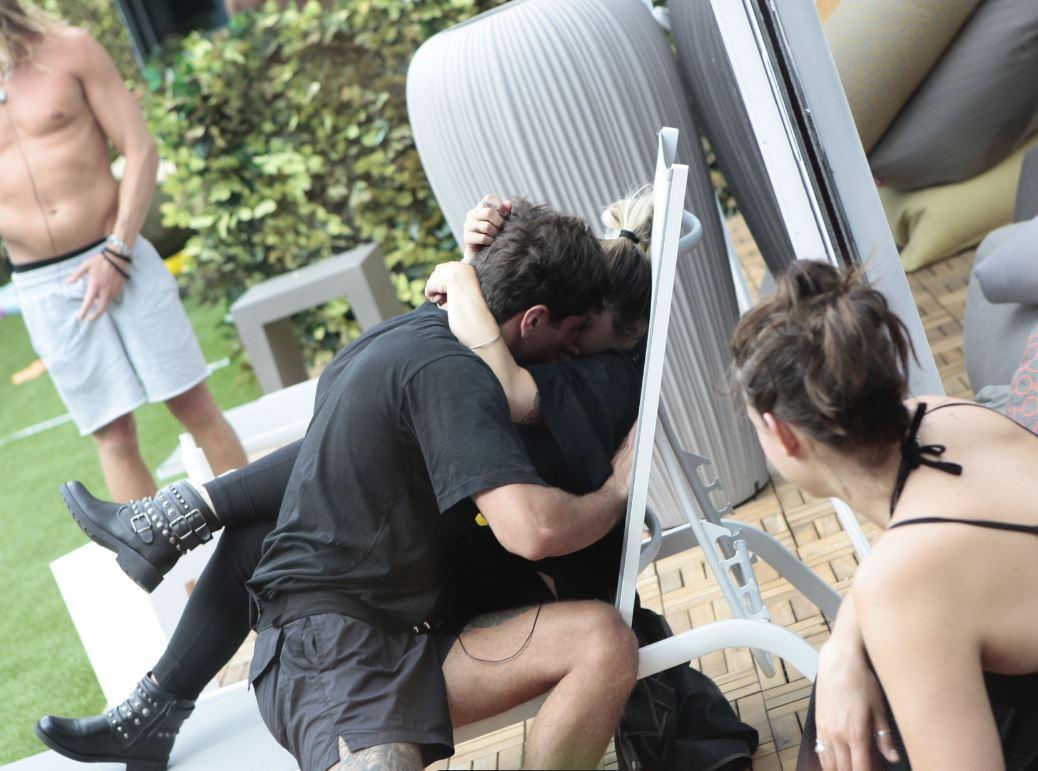 GF15: Filippo Contri afferma di non essere ancora innamorato di Lucia Orlando