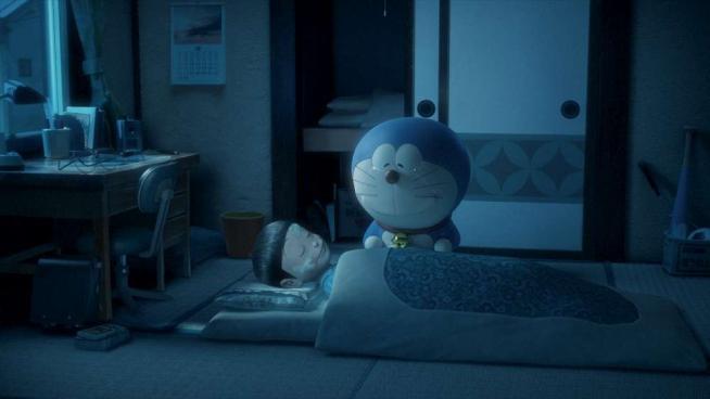 """Doraemon"", le avventure del gatto robot sbarcano al cinema"