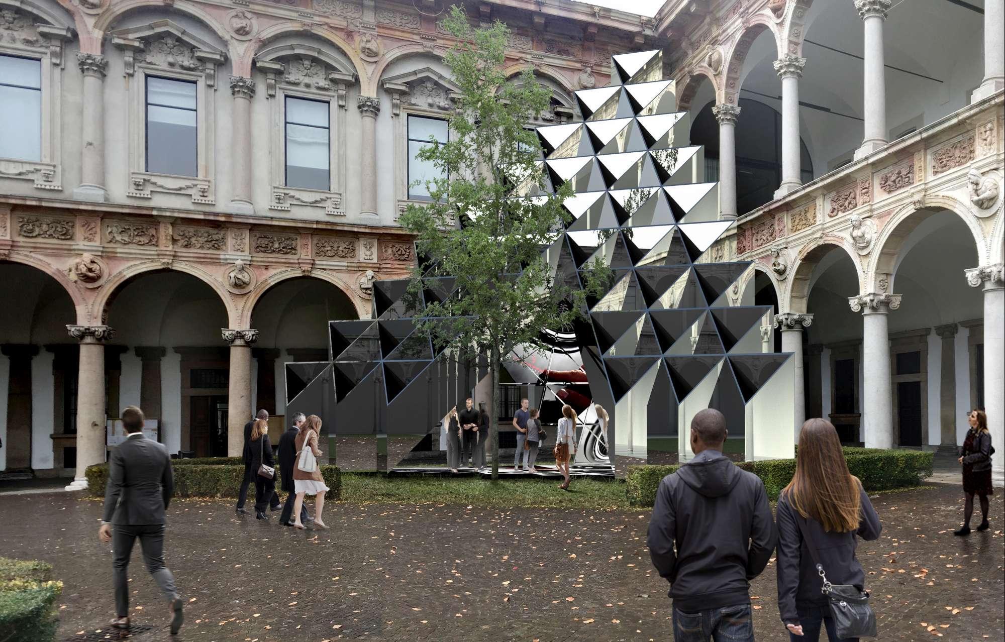 Fuorisalone 2018 tutti i progetti della mostra evento di for Ufficio stampa design milano