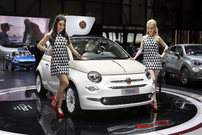 Fiat 500 60° Anniversario