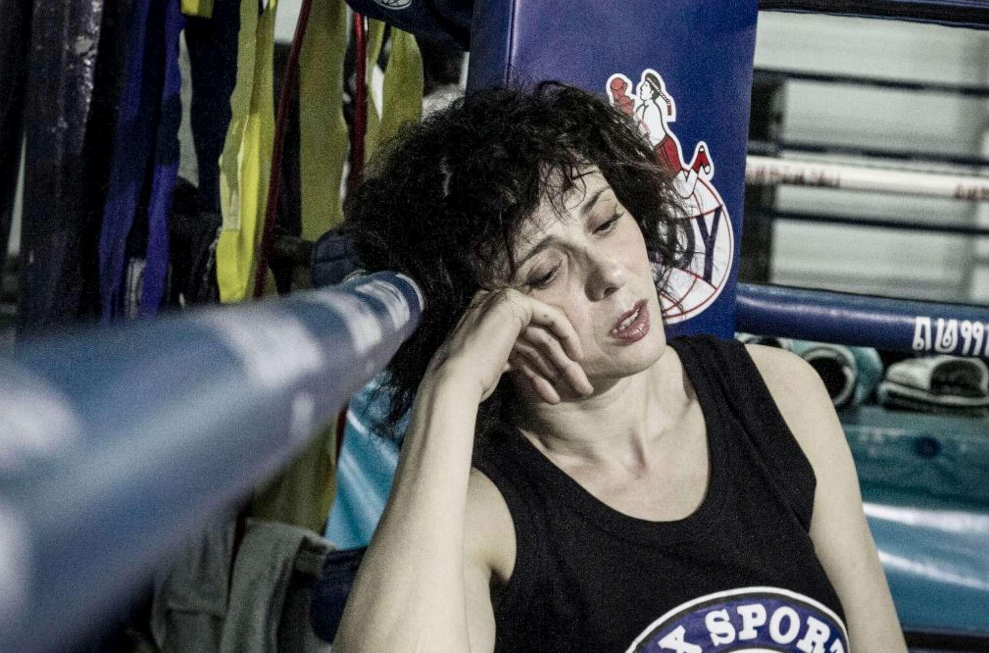 Chantal Ughi, la modella che combatte sul ring