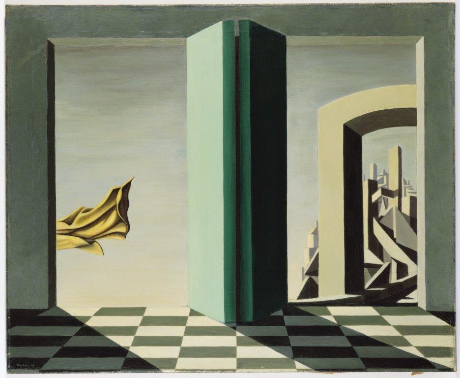 A Bologna Duchamp, Magritte, Dalì e tanti altri rivoluzionari del  900