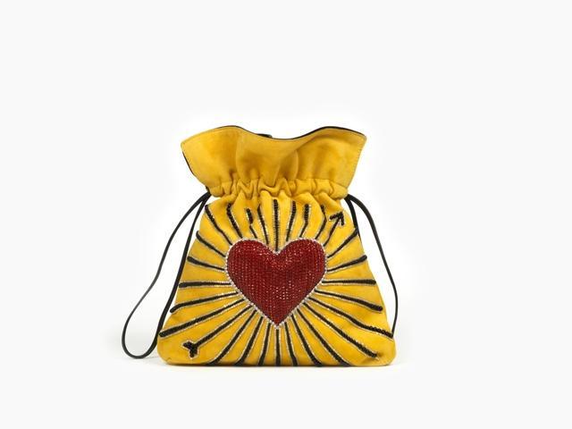 Maria Sole Cecchi, borse che colpiscono al cuore