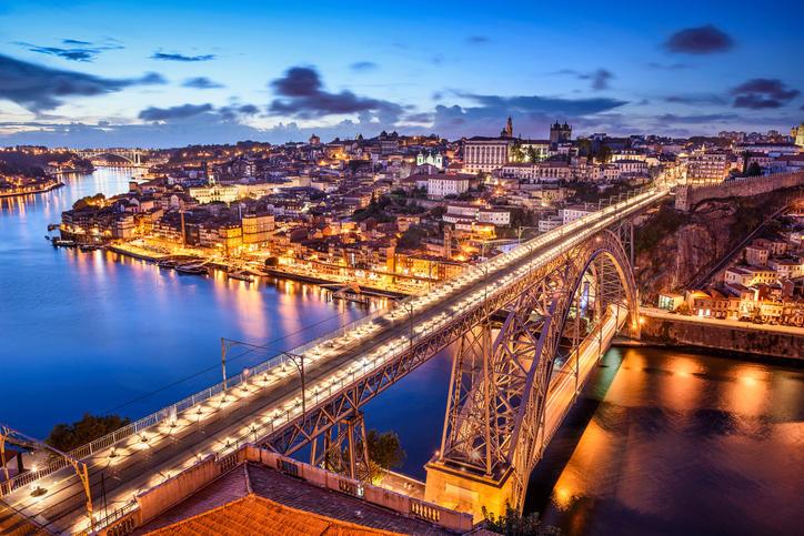 La nuova regina d Europa? E  Porto