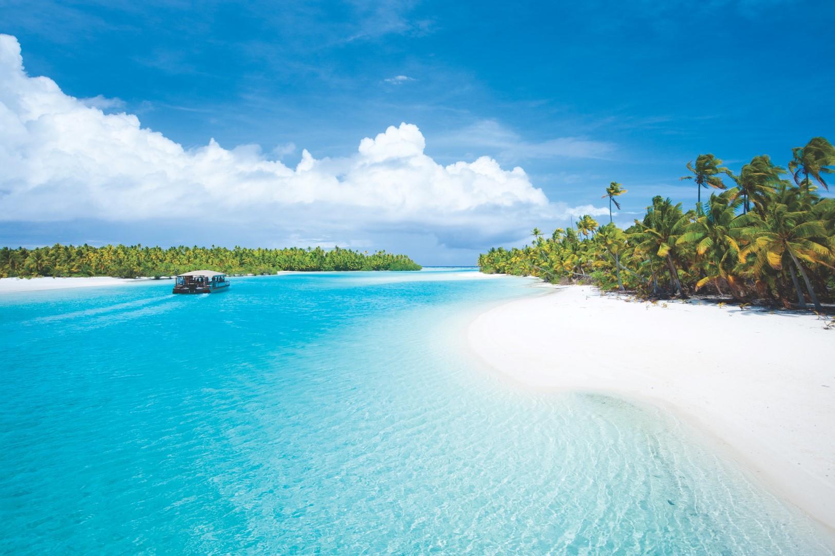 Isole Cook Tutte Le Delizie Della Polinesia Foto Tgcom24