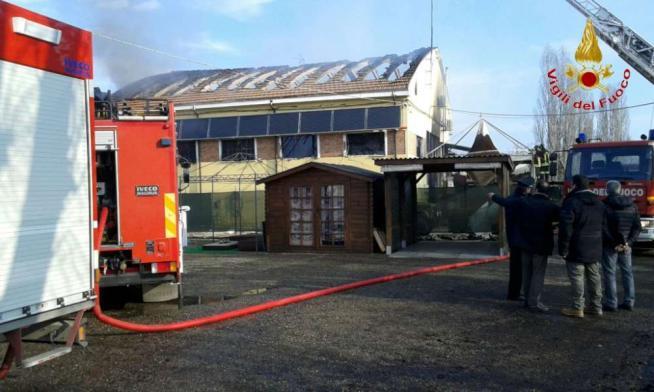 Esplosione nel Ferrarese, tre morti L incidente in un poligono di tiro