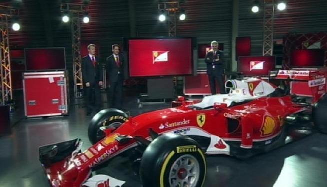 F1, svelata la Ferrari 2016: si chiama SF16-H