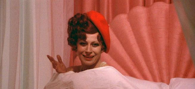 E' morta Magali Noel, la Gradisca di Federico Fellini
