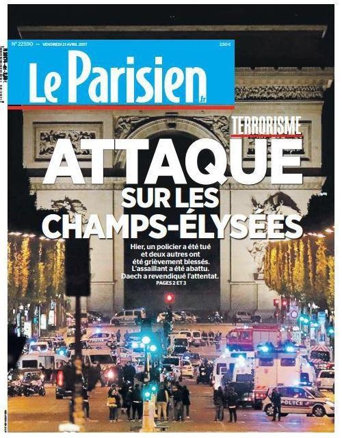 Nuovo attacco a Parigi: la notizia fa il giro del mondo