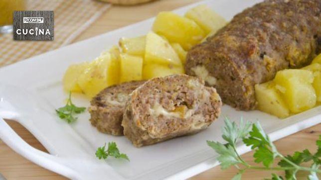 Cucinare il polpettone di carne casereccio u ricettando