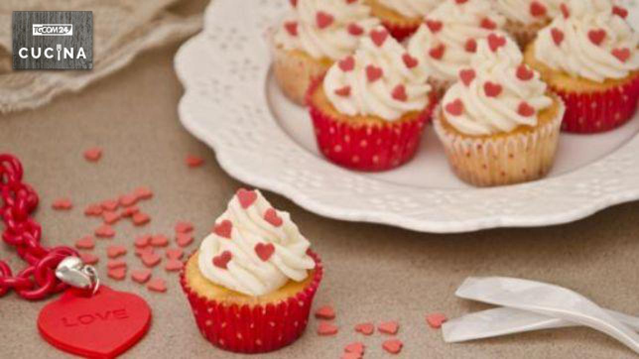 Cupcake di san valentino tgcom24 for Pensierini di san valentino