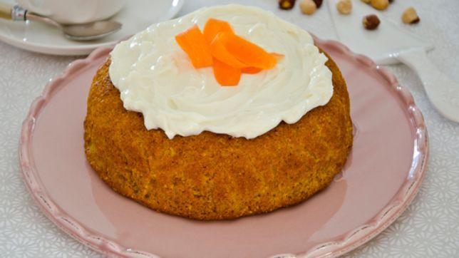 Carrot Cake Senza Zucchero
