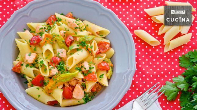 Ricette di pasta con il salmone fresco