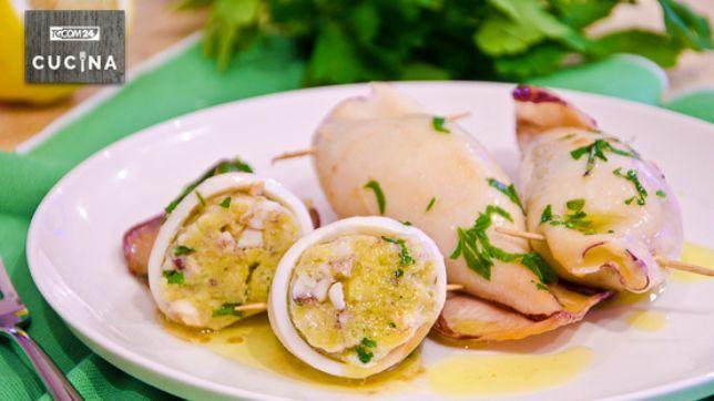Calamari ripieni di pane tgcom