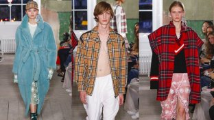 London Fashion Week: la sfilata di Burberry