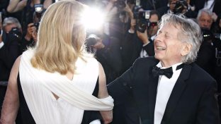 Roman Polanski sbarca a Cannes con il thriller  Based on a True Story