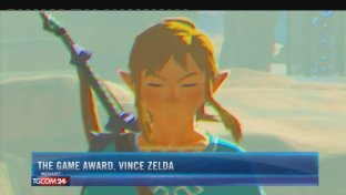 The Game Awards, vince Zelda