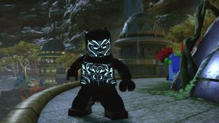 LEGO Marvel Super Heroes 2 - Il trailer di Black Panther