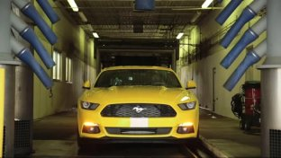 Ford Mustang, l'arrivo in Europa