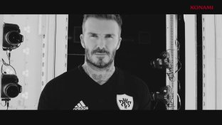 David Beckham torna in campo con PES 2019