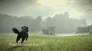 Shadow of the Colossus: confronto grafico tra PS2, PS3 e PS4 Pro