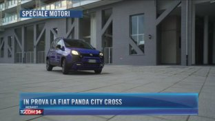 In prova la nuova Fiat Panda City Cross