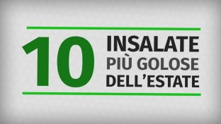 Le 10 insalate più golose dell'estate