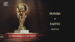 Highlights Russia-Egitto 3-1
