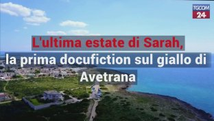 L ultima estate di Sarah, la prima docufiction sul giallo di Avetrana
