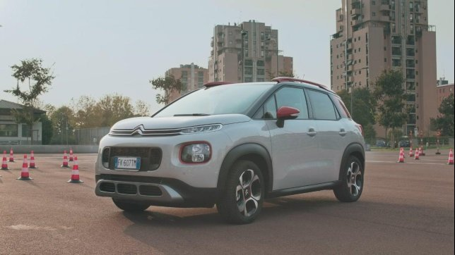 Nuovo Compact SUV Citroën C3 Aircross