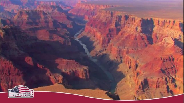 Il fascino del Grand Canyon