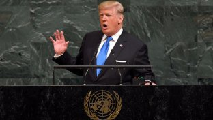 Trump, esordio all Onu:  Usa always first   |  Se NordCorea attacca, dovremo distruggerla
