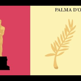 Oscar vs Cannes, due mondi del cinema a confronto